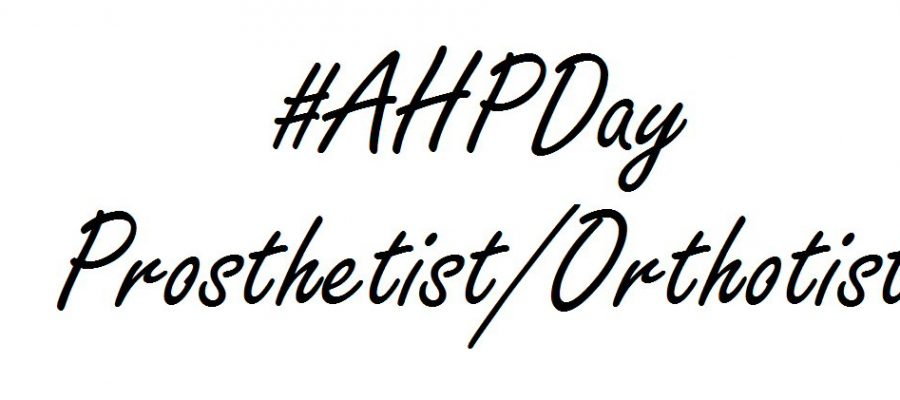 #AHPDay