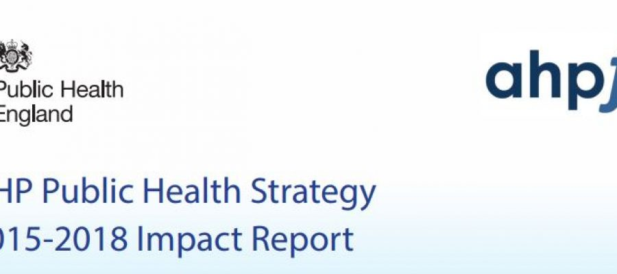 AHP Public Health Strategy