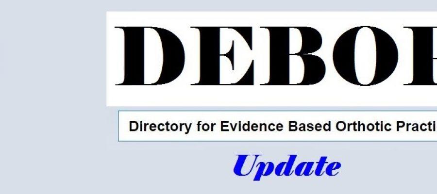 DEBOP Update