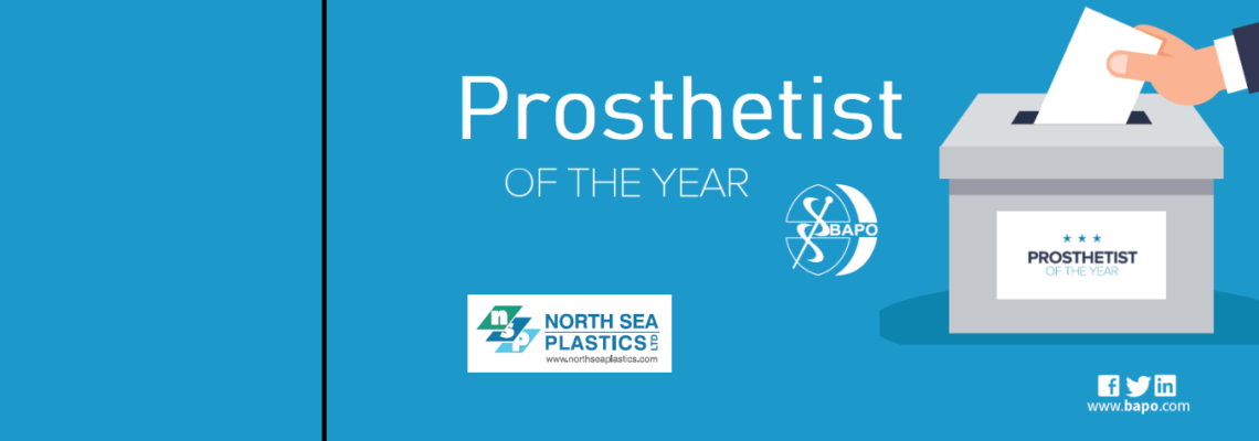Prosthetist of the Year